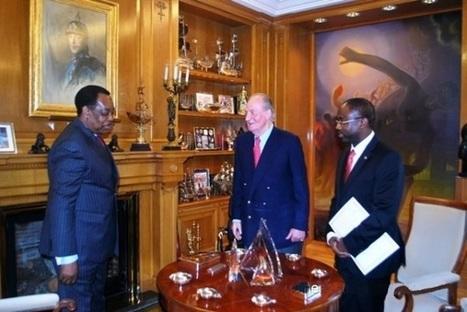 Le roi d'Espagne, Juan Carlos Ier, reçoit le ministre des Affaires étrangères de la Guinée équatoriale | république | Scoop.it