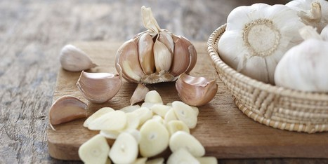 Supercharge the Healing Power of #Garlic | Nutrition Today | Scoop.it