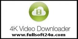 4K Video Downloader 3.8.0.1830 Crack Serial Key Download FREE - Full Software Download | www.sarkarzone.com | Scoop.it