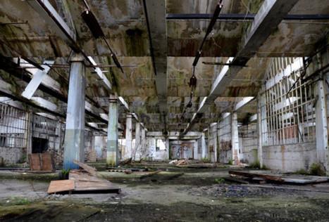 Les dernières heures de l'ancienne usine des réveils Bayard   La revue de presse de Normandie-actu   Scoop.it