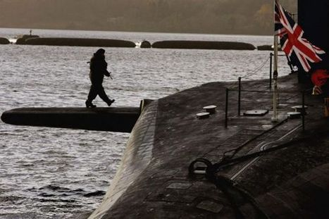 Trident: survey shows Scotland and rUK are split on its future | Referendum 2014 | Scoop.it