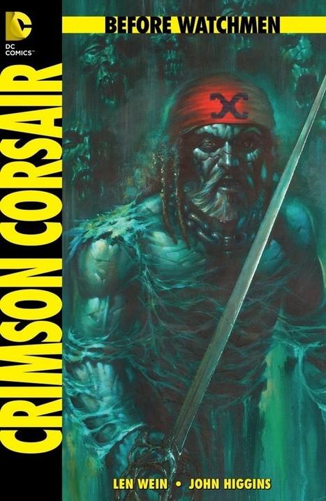 Watchmen Prequels Announced | Comic Books | Scoop.it