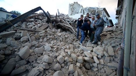 Dozens Killed, Widespread Damage After Strong Quake in Central Italy | EM 421 Medical Disaster and Emergency Management | Scoop.it
