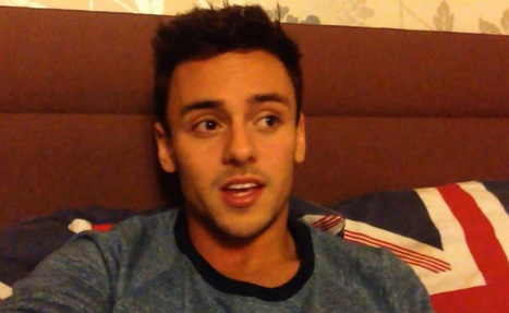 Tom Daley: «Je ne pourrais pas être plus heureux» | 16s3d: Bestioles, opinions & pétitions | Scoop.it