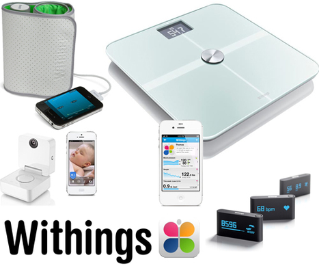 Withings Raises $30 Million From BpiFrance and others to fuel International Growth | Quantified-Self & Gamification | Scoop.it