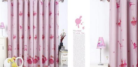The skills to layout the Kids curtains | ogotobuy blog | I like curtians very much | Scoop.it