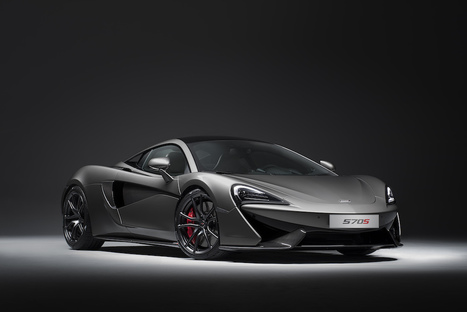 McLaren Announces 'Track Pack' For 570S | Motor Verso Car News | Scoop.it