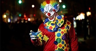 The History and Psychology of Clowns Being Scary | HealingAndTheMind | Scoop.it