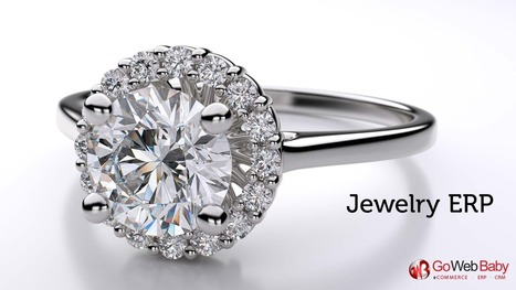 Jewelry ERP Software: Manage your Jewelry Business Entirely & Efficiently | Gowebbaby's Prestigious Web Design | Scoop.it