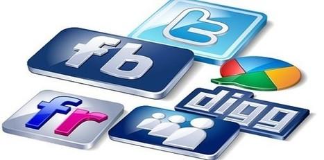 Les réseaux sociaux : Le minimum à savoir quand on est commerçant | Geeks | Scoop.it