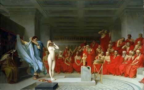 Οι εταίρες στην αρχαία Ελλάδα | Ιστορία | Scoop.it