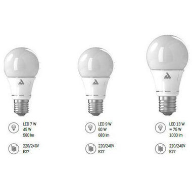 Les ampoules blanches et connectées Awox SmartLED à partir de 20€ | Tous les capteurs | Scoop.it