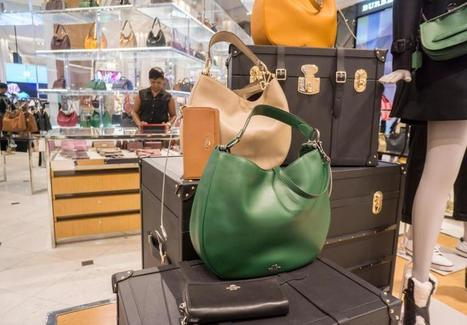 Why Coach will Be Stocked In Fewer Department Stores | Business News & Finance | Scoop.it