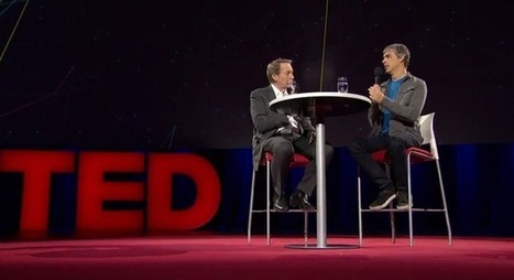 Larry Page Discusses The Future Of Google At #TED 2014 by @mattsouthern | Google AdWords & PPC (English) | Scoop.it