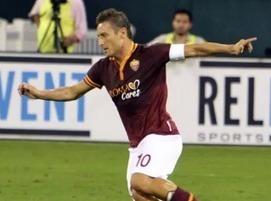 Totti gaat toch nog jaartje door bij Italiaans AS Roma | La Gazzetta Di Lella - News From Italy - Italiaans Nieuws | Scoop.it