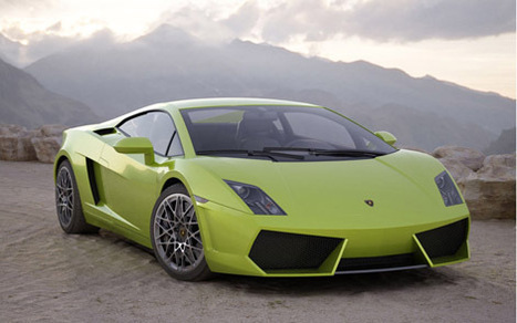 Lamborghini Gallardo en 3D | 3D Library | Scoop.it