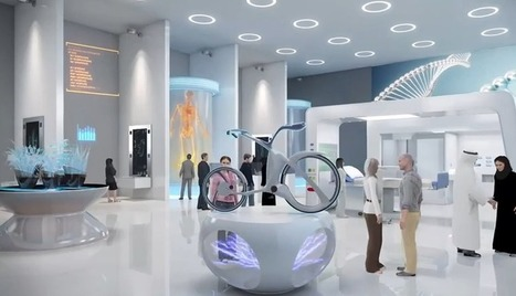 3D-Printed Museum Coming in Dubai | 3D Virtual-Real Worlds: Ed Tech | Scoop.it