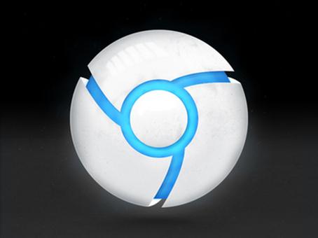 10 redesigns for the Google Chrome logo   Logo design   Creative Bloq   Graphic Design Course   Scoop.it