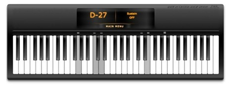 Virtual Piano : The original app | Virtual Keyboard | Online Music | Piano Game | CMAGICS | The Geography of Music | Scoop.it