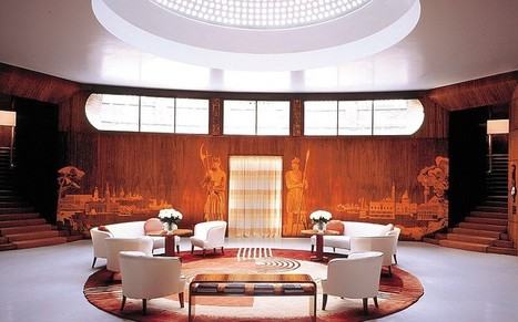 London's best art deco buildings - Telegraph | 20th century antiques and collectables | Scoop.it