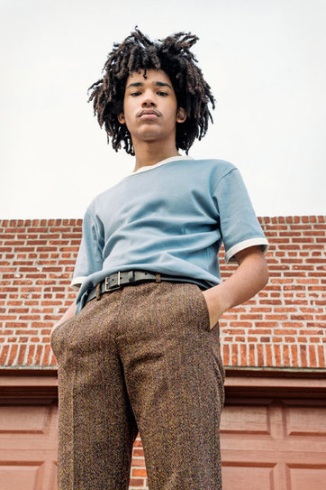 Luka Sabbat, the 18-Year-Old Fashion Influencer | LGBT Online Media, Marketing and Advertising | Scoop.it