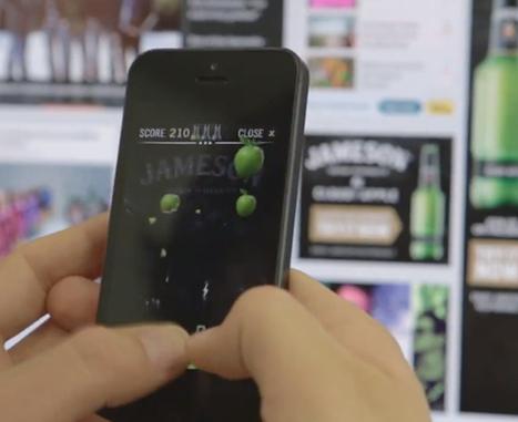 Quand les bouteilles de Whisky deviennent des terrains de jeu ! | Mdelmas.net | innovations marketing & idées de communication | Marketing et vin | Scoop.it