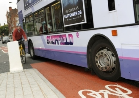 New Sheffield cycle lane puts lives at risk - Business - The Star   Active Commuting   Scoop.it