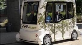 Un véhicule autonome guidé par caméra au CHU de Clermont-Ferrand | GB1 | Scoop.it