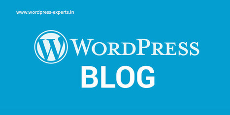 Guidelines To Promote Your WordPress Blog | Web Designing Company Bangalore | Scoop.it