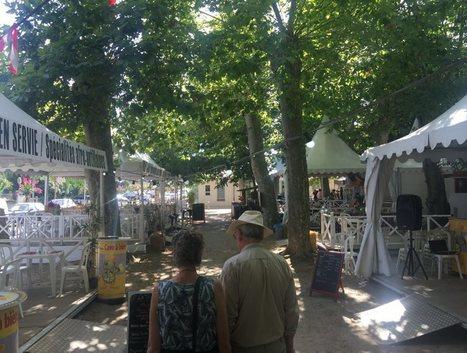 Au festival de Marciac, des commerçants «laissés pour compte» | Actus du Gers | Scoop.it