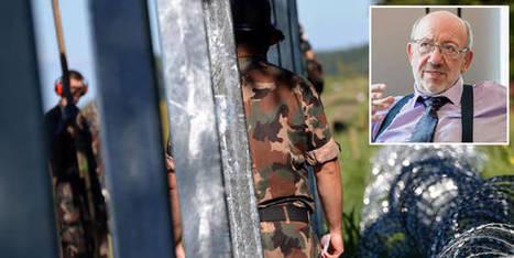 """L'armée autorisée à tirer sur les migrants en Hongrie: """"Ils fuient les balles pour risquer celles d'Orban""""   Un peu de tout et de rien ...   Scoop.it"""