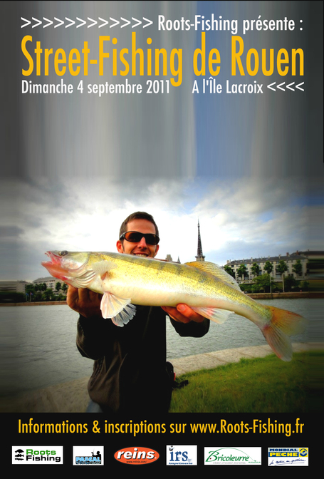 Street-Fishing de Rouen 2011 - 2ème édition  | roots-fishing | Rouen | Scoop.it