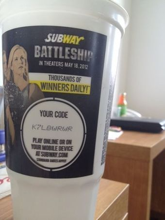 Subway scores direct hit with Battleship mobile sweepstakes | Mobile & Magasins | Scoop.it