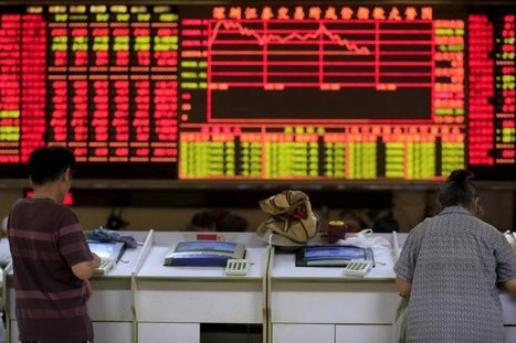 Asian markets: Shanghai Composite declines following China's weak manufacturing data | Industrial subcontracting | Scoop.it