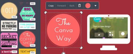 Canva, Your Essential Social Media Graphics Tool | Social Media Power | Scoop.it