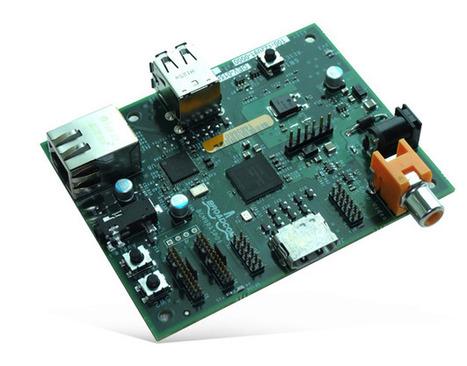 Raspberry Pi: the teensy weensy $51 PC - Australian Personal Computer   Raspberry Pi   Scoop.it