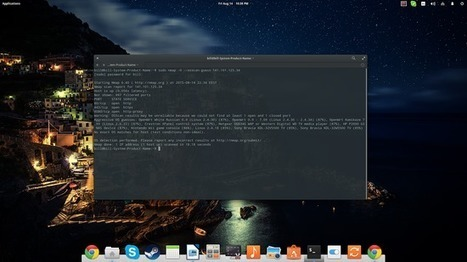 #Howto use the #NMAP #Security #Scanner on #Linux | howtoforge.com | # ! @ ... | CMS, Opensource, Linux | Scoop.it