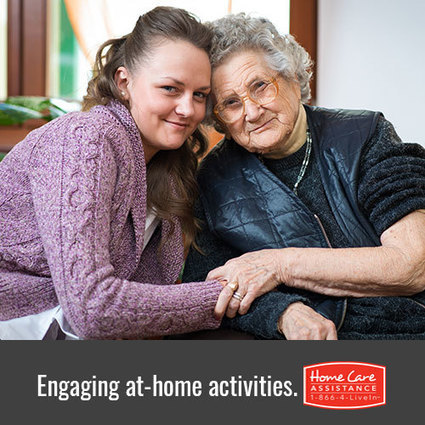Fun Ways to Engage Homebound Seniors | Home Care Assistance of Douglas Couty | Scoop.it