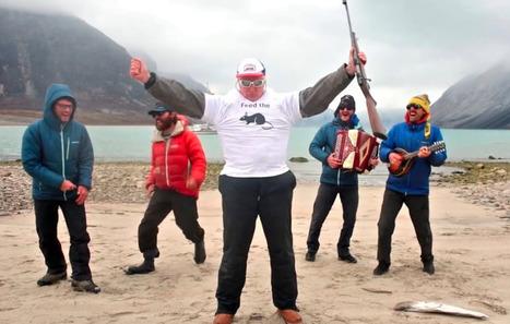 Film au Groenland et à Baffin avec Nicolas Favresse «The adventures of the Dodo» #humour #aventure #escalade | Neige et Granite | Scoop.it