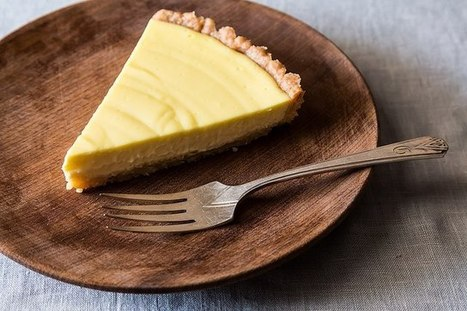 An impressive-looking tart that's deceptively simple (and mostly yogurt!): http:... | Wine Lovers, Foodies and Art Fans | Scoop.it