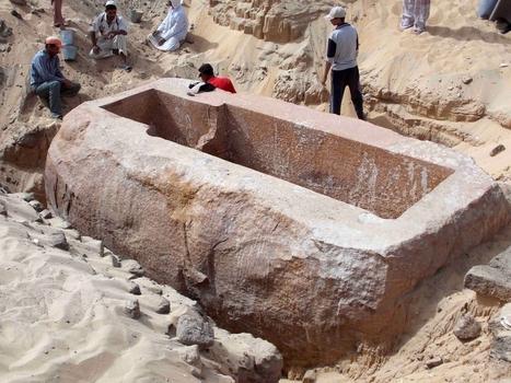 50 momies découvertes dans la Vallée des Rois | Découvertes achéologiques en Egypte | Scoop.it