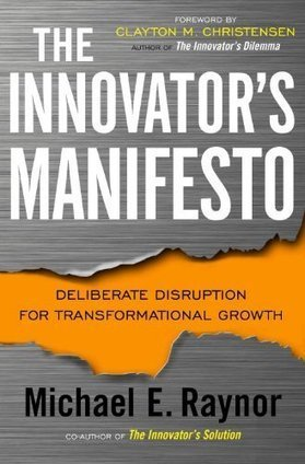 #CHEAP The Innovator's Manifesto: Deliberate Disruption for ... | African middle class : the new frontier? | Scoop.it