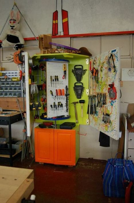 3 Key Qualities for a School Makerspace | Make: DIY Projects, How-Tos, Electronics, Crafts and Ideas for Makers | Libraries | Scoop.it