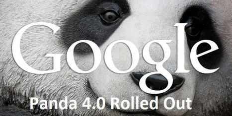 Google hammer down on webmasters by introducing new roll out of Panda Update 4.0   Website Design Services   Scoop.it