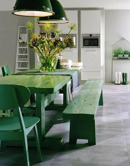 Mercredi au vert | NIU. Interiors & homes | Scoop.it