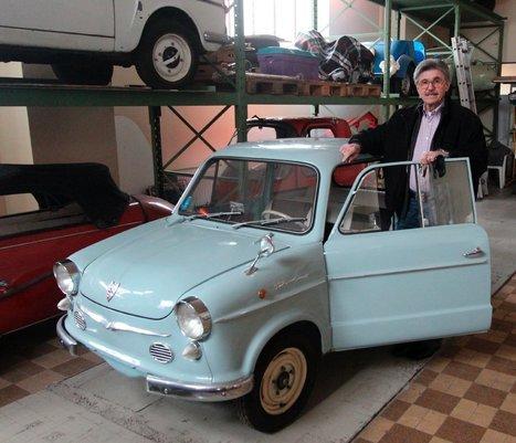 Tiny Pioneers: German Museum Celebrates Vintage Microcars - SPIEGEL ONLINE - News - International | Merveilles - Marvels | Scoop.it