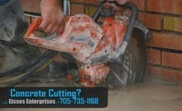 Helpful Tips In Finding The Right Concrete Cutting Company For You | Restoring and Rebuilding Tips | Scoop.it
