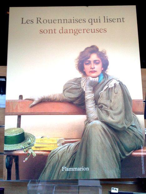 Le Blog de Rouen, photo et vidéo: Ces dames au chapeau vert ....   MaisonNet   Scoop.it