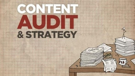 How to Audit Your Content Marketing Strategy | Content Marketing & Content Strategy | Scoop.it