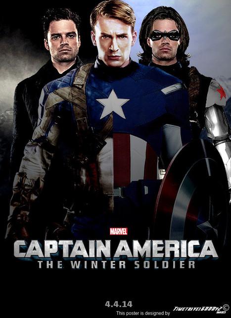Watch Captain America The Winter Soldier Online 2014 Streaming Free Full Movie Download Megashare Putlocker Viooz | Watch Movies Online | Scoop.it